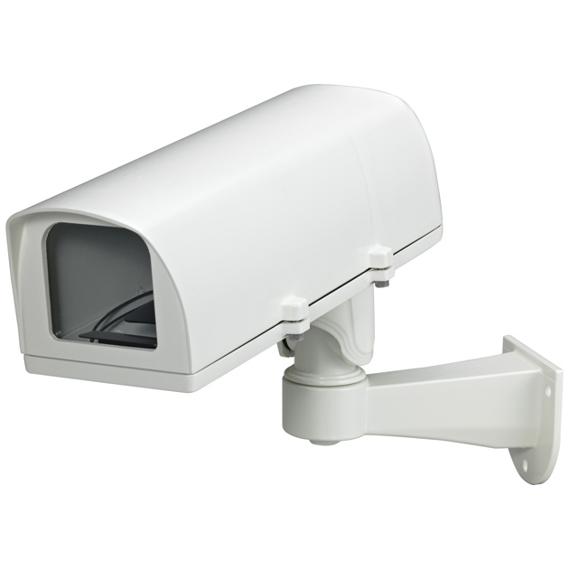External Camera Housing IP68 with Heater & Fan 1