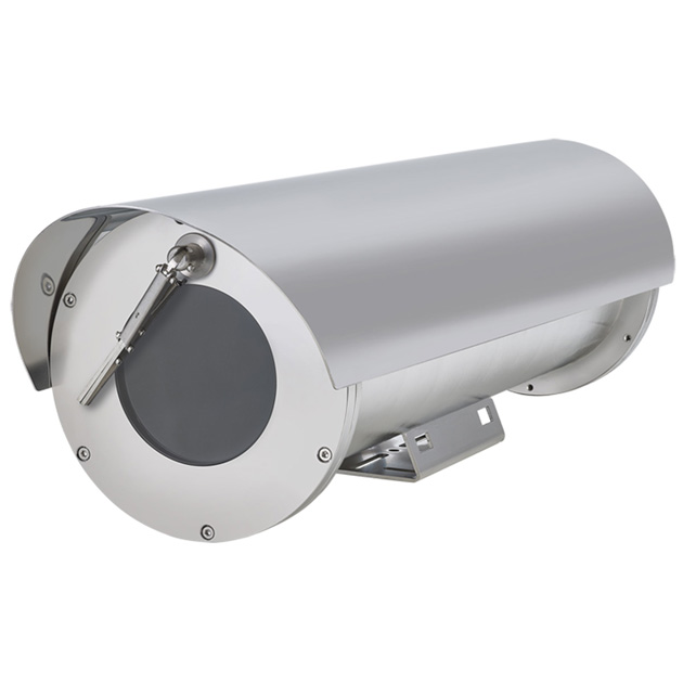 Stainless Steel Outdoor Housing with Wiper 1