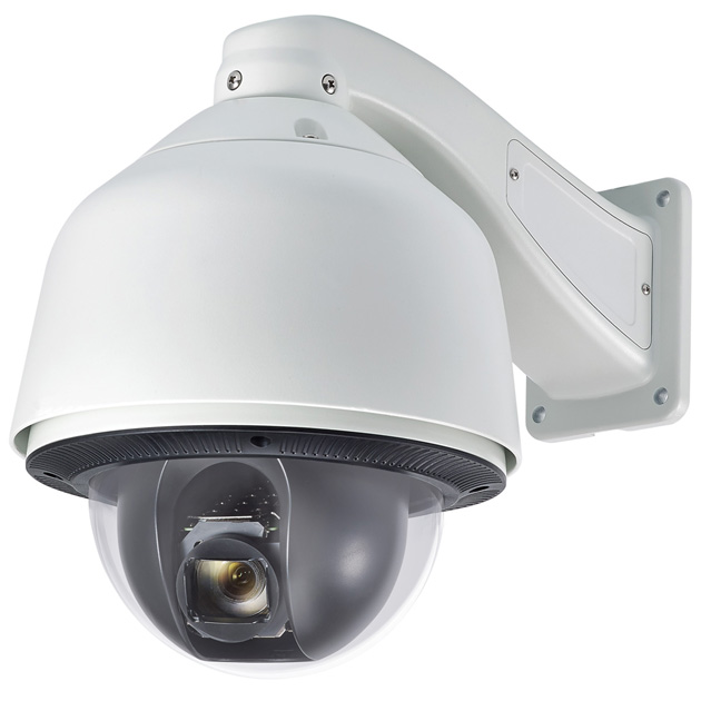 External High Speed Dome Camera 1