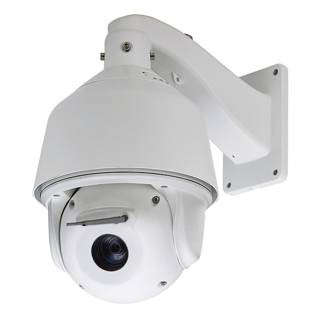 High Performance 960H Speed Dome Camera 1