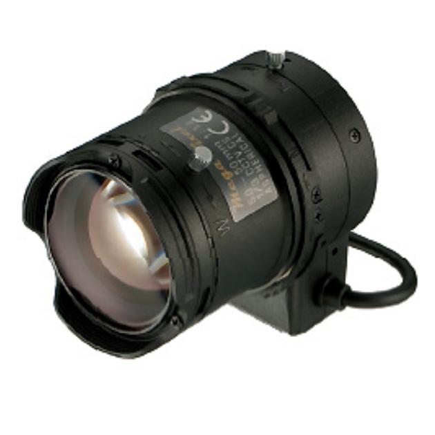 5~50mm Megapixel and Auto IRIS Lens 1