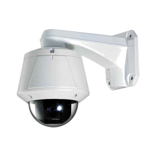2MP 10X Color / Black & White HD-SDI High Speed Dome Camera 1