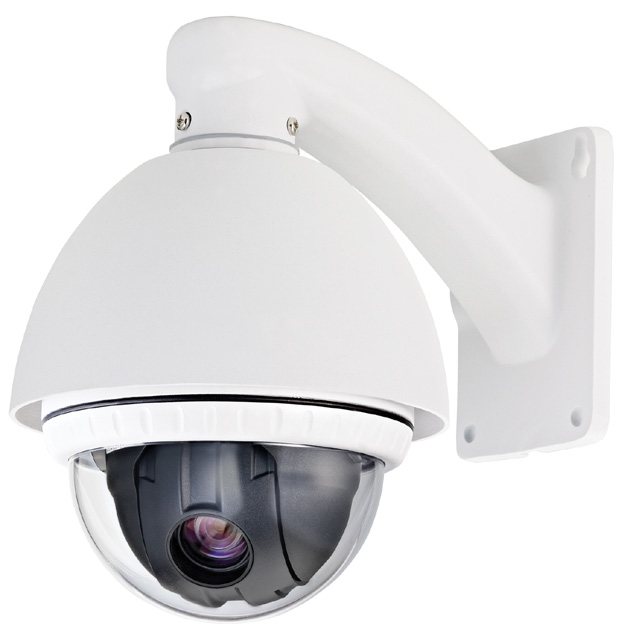 2MP 10X 4-in-1 Outdoor PTZ Camera 1