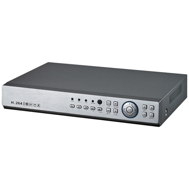 8CH 1080P Hybrid AHD DVR 1