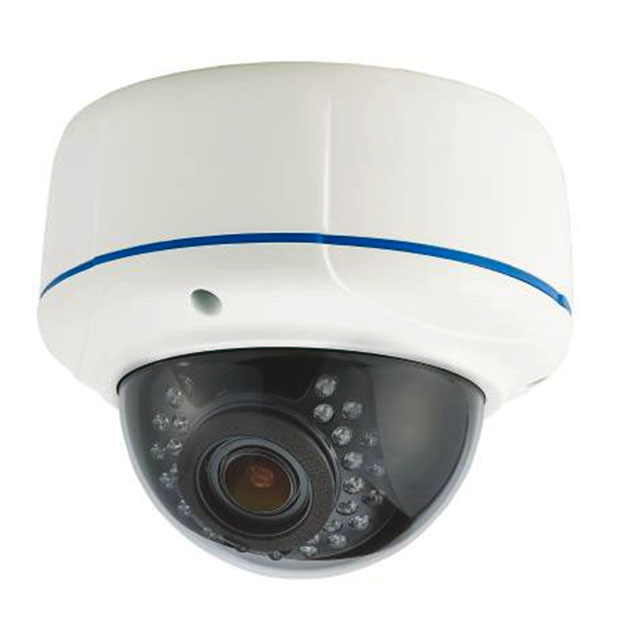 3MP True WDR IR Dome PoE IP Camera 1