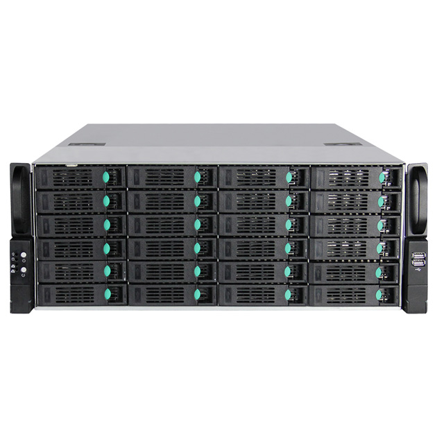 128CH 4K Network Video Recorder (24HDD) 1