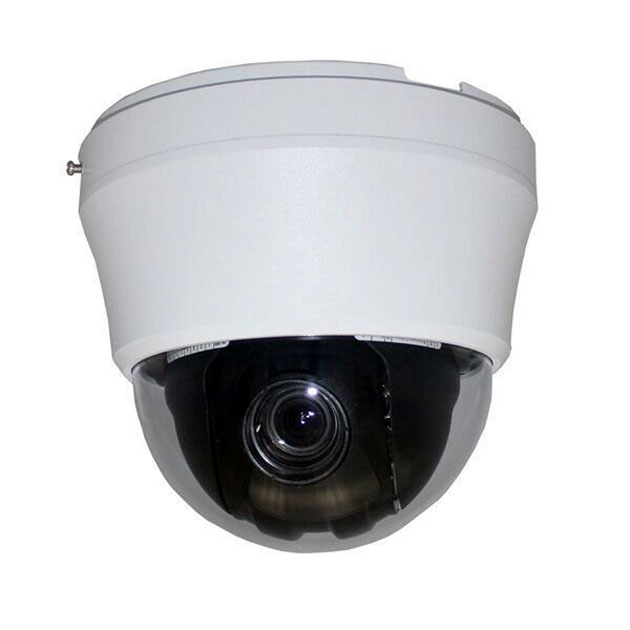2MP 10X 4-in-1 MINI Ceiling mount PTZ Camera 1